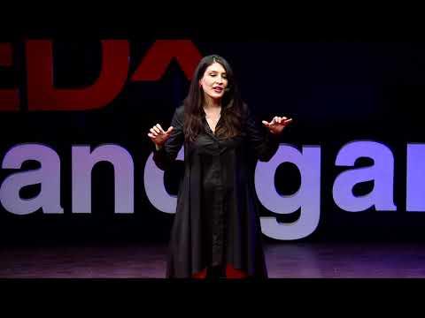 Navigating the fake news world | Mina Soltangheis | TEDxChandigarh