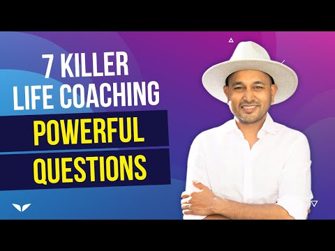 7 Great Life Coaching Questions To Ask During A Coaching Session