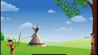 Tribal Shooter Sports Game