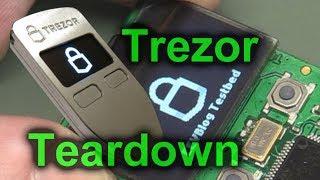 EEVblog #1006 - Trezor Bitcoin Hardware Wallet Teardown