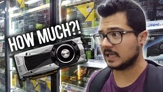 Hardware Prices in Japan are ATROCIOUS! The Japan Vlog Part 1