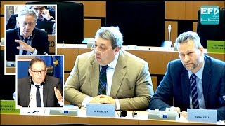 Waking up to a No Deal scenario - Brexit MEPs David Coburn & Nathan Gill at the fisheries committee