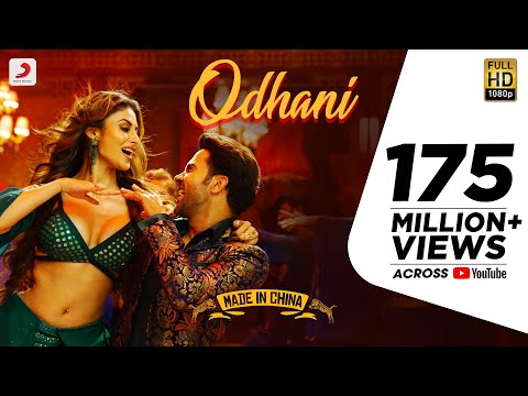 Odhani(Made In China) Song Lyrics in Hindi&English