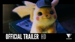 POKÉMON DETECTIVE PIKACHU | Official Trailer 1 | 2018 [HD]