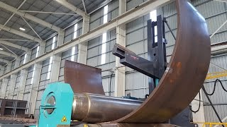 THORNTON ENGINEERING Vessel Shop
