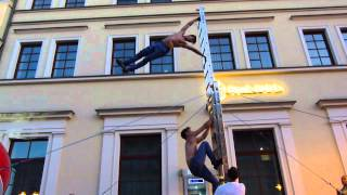 Carnaval Sztuk-Mistrzów 2015 - Śpiewające Trampki