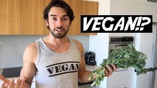 Regan the Vegan, he really parsnips it in the bud. :)