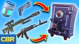 This Is Why Fortnite Vaulted Those Weapons For Season 11 (Chapter 2)