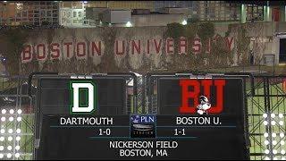 Highlights: Men's Lacrosse vs. Dartmouth 2/20/2018