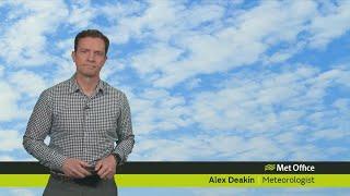 Friday mid-morning forecast 20/10/17
