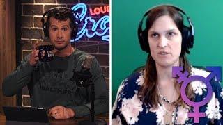 TRANSGENDER DEBATE: Crowder Argues Science vs. Julie Rei Goldstein Uncut)   Louder With Crowder