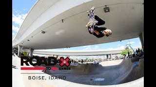 REPLAY: Men's Skate Park Final at Road to X Games: Boise Park Qualifier 2018