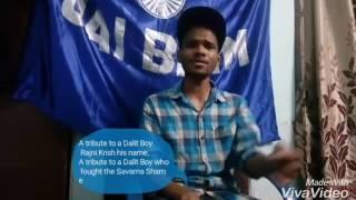Tribute To Rajini Krish ( A Rap By Sumeet Samos)