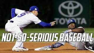 MLB | Not-So-Serious Baseball | Part 3