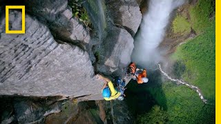 Climbing Angel Falls, the Beauty and the Danger   One Strange Rock