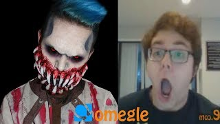 Bite goes on Omegle!