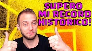SUBIENDO AL TOP 2000! SUPERAMOS MI RECORD HISTÓRICO DE CLASH ROYALE! | Clash Royale en Español