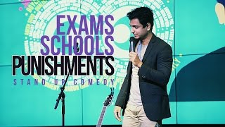 Exams, CBSE, Punishments - Stand Up Comedy by Kenny Sebastian