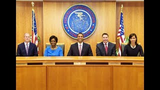 So The FCC Won't Let The Internet Be...