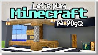 LP Minecraft på 90gQ #140 - FACKET!
