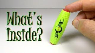 What's inside a Fidget Stick?