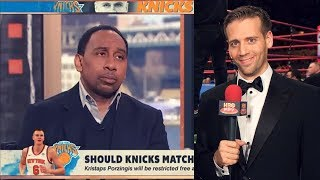 Max Kellerman's WORST TAKE OF ALL TIME! NEW YORK HAS DISOWNED HIM!