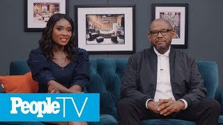 Forest Whitaker Says Neil Jordan Completely Self-Financed 'The Crying Game' | PeopleTV