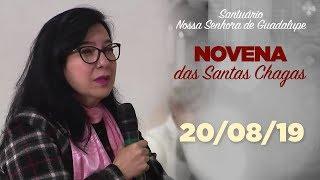 9º dia - Libertai-nos da depressão   Novena das Santas Chagas de Jesus   20/08/2019 [CC]