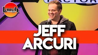 Jeff Arcuri | Bar Bathrooms | Laugh Factory Chicago Stand Up Comedy