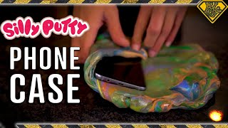 Would Silly Putty Protect a Phone Drop to Cement?