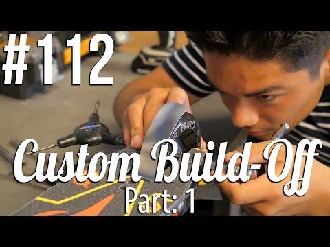 Custom Build Off! - Part: 1 (ft. Ruben Rodriguez) │ The ...