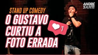 CURTIR FOTO DE MULHER NO FACEBOOK - Stand Up Comedy - André Santi