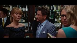 Elon Musk Cameo Scene - Iron Man 2 (2010) HD (+Subtitles)