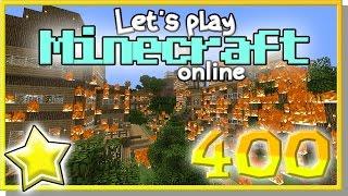 LP Minecraft online #400 - Spränger sönder 90gQ bonus!
