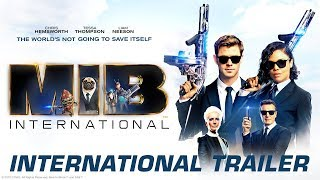 MEN IN BLACK: INTERNATIONAL – Official International Trailer #2