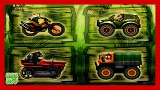 Fun Jungle Racing - Animals Racing Game For Kids - Best App For Kids