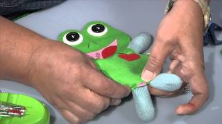 Frog Stuffy