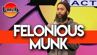 Felonious Munk | Report Card | Laugh Factory Chicago Stand Up Comedy