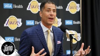 The Lakers scrambling for a third max slot is 'all so unnecessary' - Ramona Shelburne | The Jump