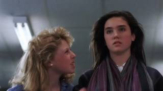 Jennifer Connelly 1985 A Coming of Age 80's Style Romantic Comedy Drama