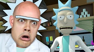 Rick and Morty The Official Game (Rick and Morty Virtual Rick Ality)