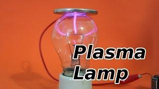 Homemade High Voltage Plasma Ball