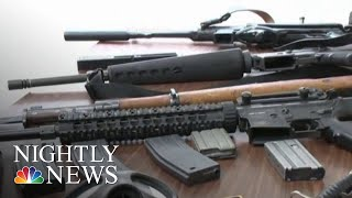 Police In Four Cities Say Recent Arrests Thwarted Potential Attacks   NBC Nightly News