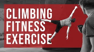 Intense 5-Minute Climbing Exercise With Louis Parkinson