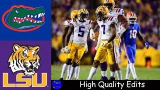 #7 Florida vs #5 LSU Highlights   NCAAF Week 7   College Football Highlights