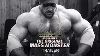 Dorian Yates: The Original Mass Monster - Official Trailer #2 (HD) | Bodybuilding Documentary