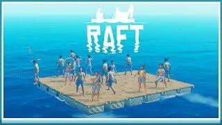 RAFT MED 20 PERS! - Bonus!