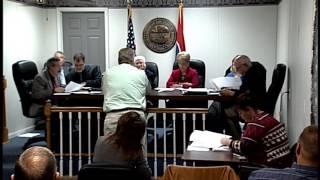 Westmoreland City Council 1-19-2017