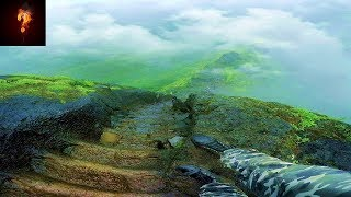 Harihar Fort ~ Proof Of Two Lost Civilizations?