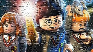 Lego Harry Potter Puzzle Games For Kids